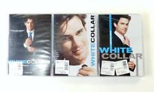 White Collar: The Complete 1st, 2nd & 3rd Season (DVD, 2010, 12-Disc Set) Sealed