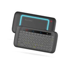 H20 Mini Wireless Keyboard  LED backlight flying mouse