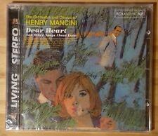 Henry Mancini: Dear heart CD