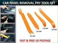 4pcs CITROEN Radio Door Body Clip Trim Dash Panel Removal Installer Pry Tool Kit