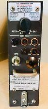 Airplane spoiler control unit vintage Aviation instrument McDonnel Douglas USA