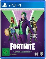 Fortnite Letzter-Lacher-Paket (Code in a Box) (Playstation PS4) (2020, Other merchandise)