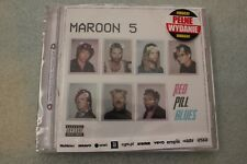 Maroon 5 - Red Pill Blues PL CD  Polish Release  NEW SEALED