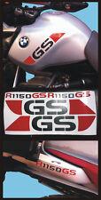 BMW R 1150 GS ADVENTURE modello Grigio-adesivi/adhesives/stickers/decal