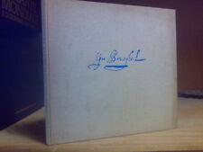 Fabrizio Clerici - ALLEGORIE DEI SENSI di JAN BRUEGHEL 1946 disegno dell' Autore