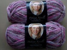 Premier - Deborah Norville - Serenity Sock Yarn - Lots of 2 Skeins - Pink Sugar
