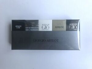Giorgio Armani Miniature Collection Perfume Gift Set Authentic Men COD PayPal
