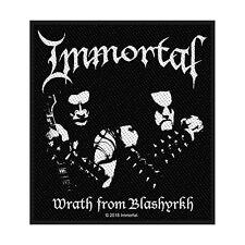 IMMORTAL - Aufnäher Patch Wrath from Blashyrkh 10x9cm