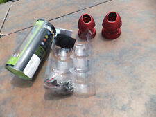New X-Mini MAX v1.1 XAM9 Portable Capsule Speaker Set (Red Burgundy) Complete