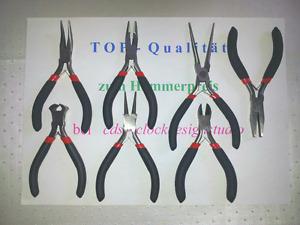 L//P 1 Rund und Spitzzange Zange Schmuckherstellung zur 12.5cm