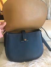 Coach Glovetan Leather Saddle Bag 23 Crossbody Handbag Saddle New Without Tags