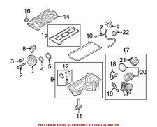 For BMW Genuine Engine Harmonic Balancer 11237573655