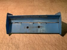 Vintage Kyosho 1/8 Scale Off-Road (MP-5/6 Sseries) Blue Rear Wing