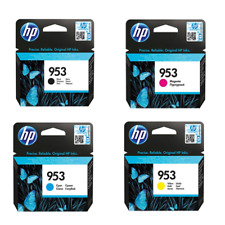 Original HP cartuchos de tinta set Nº 953 negra/amarilla CyA magenta nuevo embalaje original * *