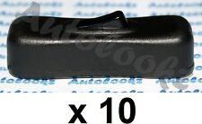 10 x 12V IN-LINE CABLE ON-OFF ROCKER SWITCH BLACK lamp spot light inline caravan