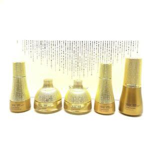 SU:M37˚ Losec Summa 5 Items Set  Moisturizing Vitality Korea Cosmetics LG