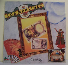 "33 tours LOS MARTINEZ Disque Vinyle LP 12"" YESTERDAY - DINO Music 30.070 RARE"