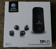 NEW - Rand McNally - Tire Pressure Monitoring System (TPMS)