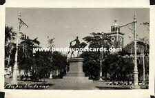 venezuela, MARACAIBO, Plaza Bolivar (1930s) Delgado RPPC (3)