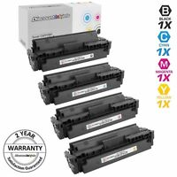 4pk Toner for HP CF410X High Yield M477 CF410A M452DN M452DW M477FDW M477FNW