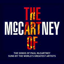 THE ART OF McCARTNEY Paul McCartney Tribute (Limited Edition 2CD+DVD / Digibook)