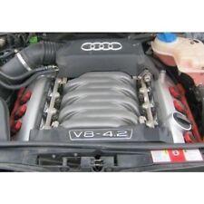 2005 Audi A6 Allroad 4F 4,2 V8 Motor Engine BAS 300 PS ÜBERHOLT
