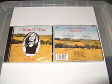 Clifford T. Ward Bittersweet (2001) cd New & sealed Rare