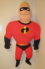 "2004 Talking 20"" Bob Mr Incredible Plush Stuffed Figure Disney Incredibles"