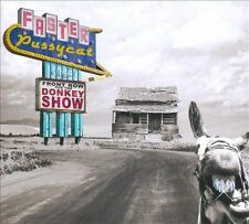 FASTER PUSSYCAT - FRONT ROW FOR THE DONKEY SHOW * (NEW CD)