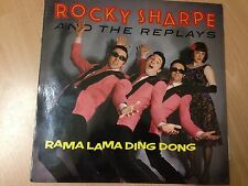 Rocky Sharpe and the Replays - Rama Lama Ding Dong Schallplatte