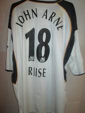 "Liverpool 2001-2002 Arne Riise Away Football Shirt Size 50""-52"" /5674"