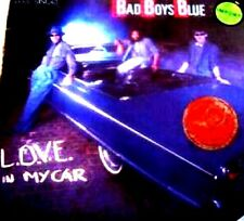 "12"" - BAD BOYS BLUE - LOVE IN MY CAR (ITALO EURO DANCE) COCONUT GERMANY, USED VG"