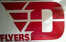 New Dayton Flyers 2 Vinyl  Decal Set Cornhole - Window Decals