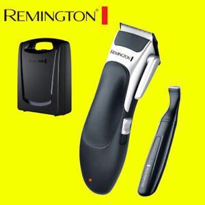 Remington 25 Piece Cordless Stylist Men's Hair Clippers Trimmers Set HC366
