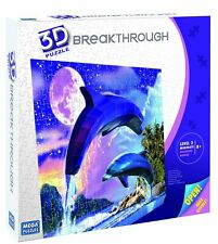 Breakthrough Level Two Dolphins Puzzle by Mega Puzzles