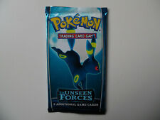 Pokemon EX Unseen Forces Booster Umbreon (Sealed)