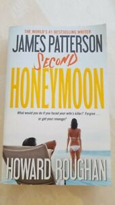 Second Honeymoon by James Patterson (Paperback, 2014)