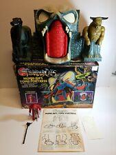 Rare Vintage 1986 LJN Thundercats Mumm-Ra's Tomb Fortress 100% Complete