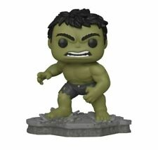 Funko Pop Deluxe Marvel Avengers Assembly Series Hulk Figure - 45634