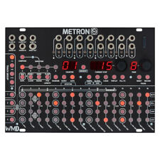 WMD Metron Trigger and Gate Sequencer Eurorack Module