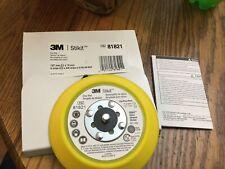 3m 5 Diam Stikit Disc Backing Pad 10000 Rpm New Pt 81821