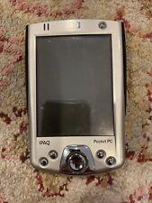 Hp iPaq Pocket Pc H2200 Untested And Fully Intact