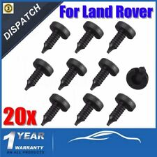20 x Door Panel Trim Clips For Land Rover Discovery Freelander Range P38 MWC9134