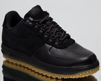 Nike Lunar Force 1 Duckboot Low New Men's Lifestyle Shoes 2018 Black AA1125-005