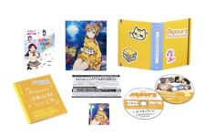 New Love Live Sunshine 2nd Season Vol.2 Limited Edition Blu-ray CD Booklet Japan