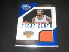 JR SMITH KNICKS CERTIFIED GENUINE AUTHENTIC BASKETBALL JERSEY CARD 68/199