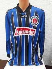 FC St. Pauli 1996/97 Matchworn Trikot Dammann Böklunder reusch XXL Away Shirt