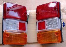 FITS DATSUN NISSAN URVAN E23 MODEL 1980 86 VAN REAR TAIL LIGHTS PAIR LEFT RIGHT