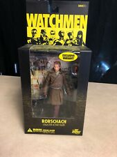 DC Direct Watchmen Series 1 - Rorschach Unmasked Exclusive Action Figure