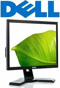 "DELL Ultrasharp 19"" Inch LCD Monitor Screen 190SB VGA DVI Height/Rotatable *USED"